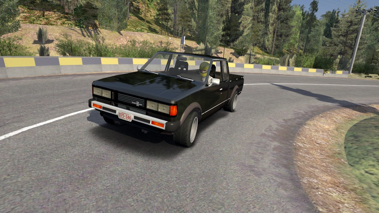Assetto Corsa Datsun 720