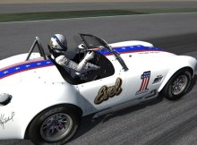 Even Knievel Shelby Cobra Skin