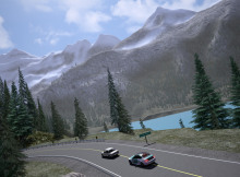 Assetto Corsa Lake Louise