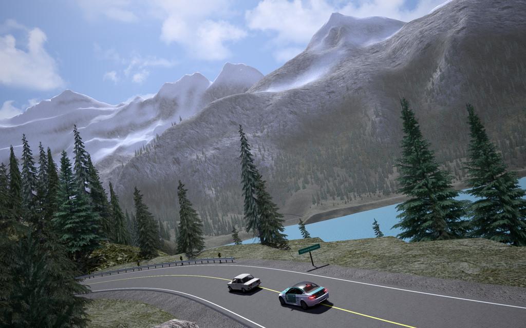 Foro 10 O`clock Drivers - Portal Assetto-Corsa-Lake-Louise