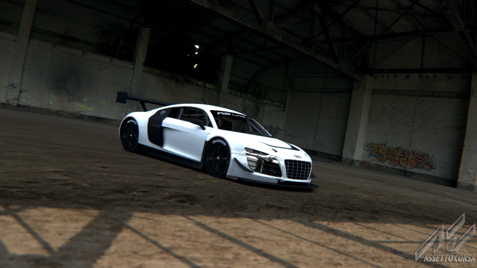 Assetto Corsa Audi R8 LMS