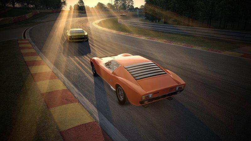 assetto corsa Lamborghini Miura SV