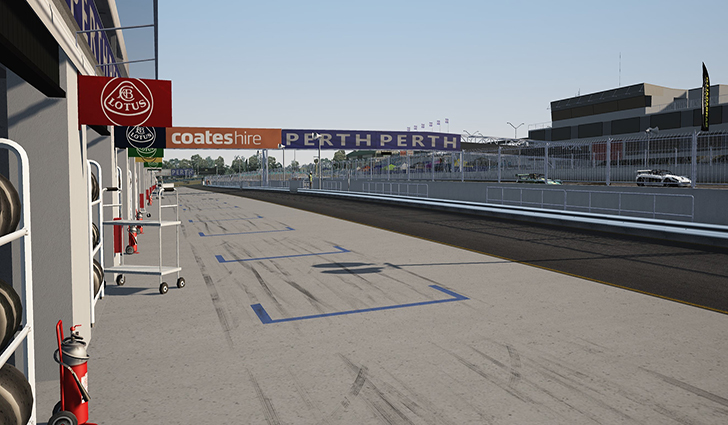 Assetto Corsa Barbagallo Raceway