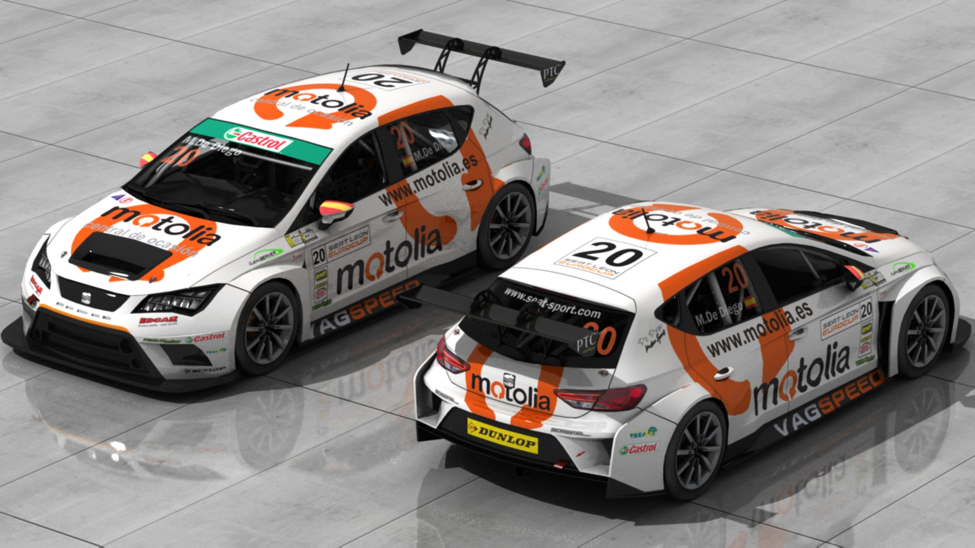 Seat Leon 2019 >> Seat Leon Cup 2015 - Assetto Corsa Mods