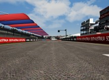 Assetto Corsa Adelaide Clipsal 500 Street Circuit