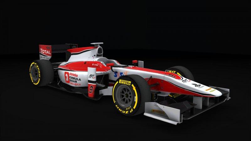 Assetto Corsa Formula Corsa 2
