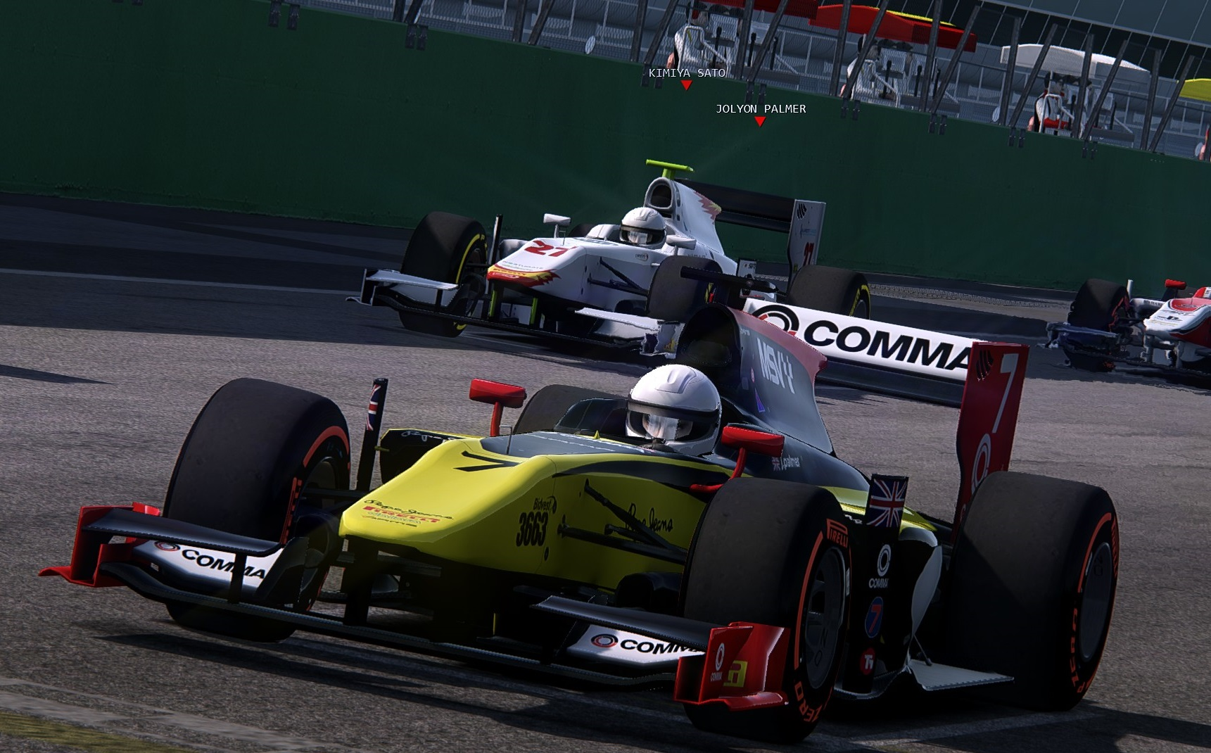 Assetto Corsa Formula Corsa 2015