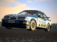 Assetto Corsa Sierra Cosworth RS500