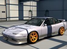 Assetto Corsa 180sx Type X