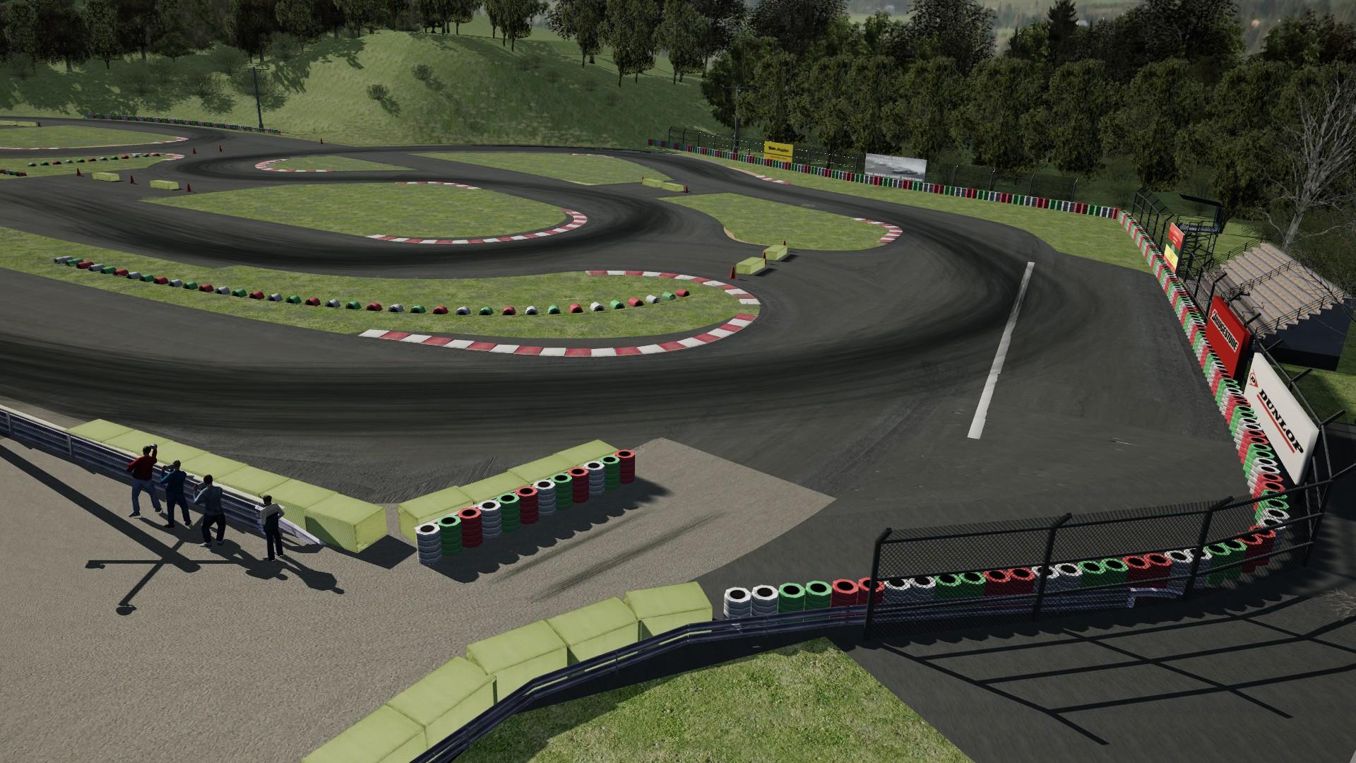 Assetto Corsa Tamada Sportsland