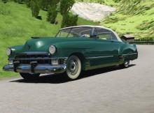 Assetto Corsa 1949 cadillac series 62 convertible