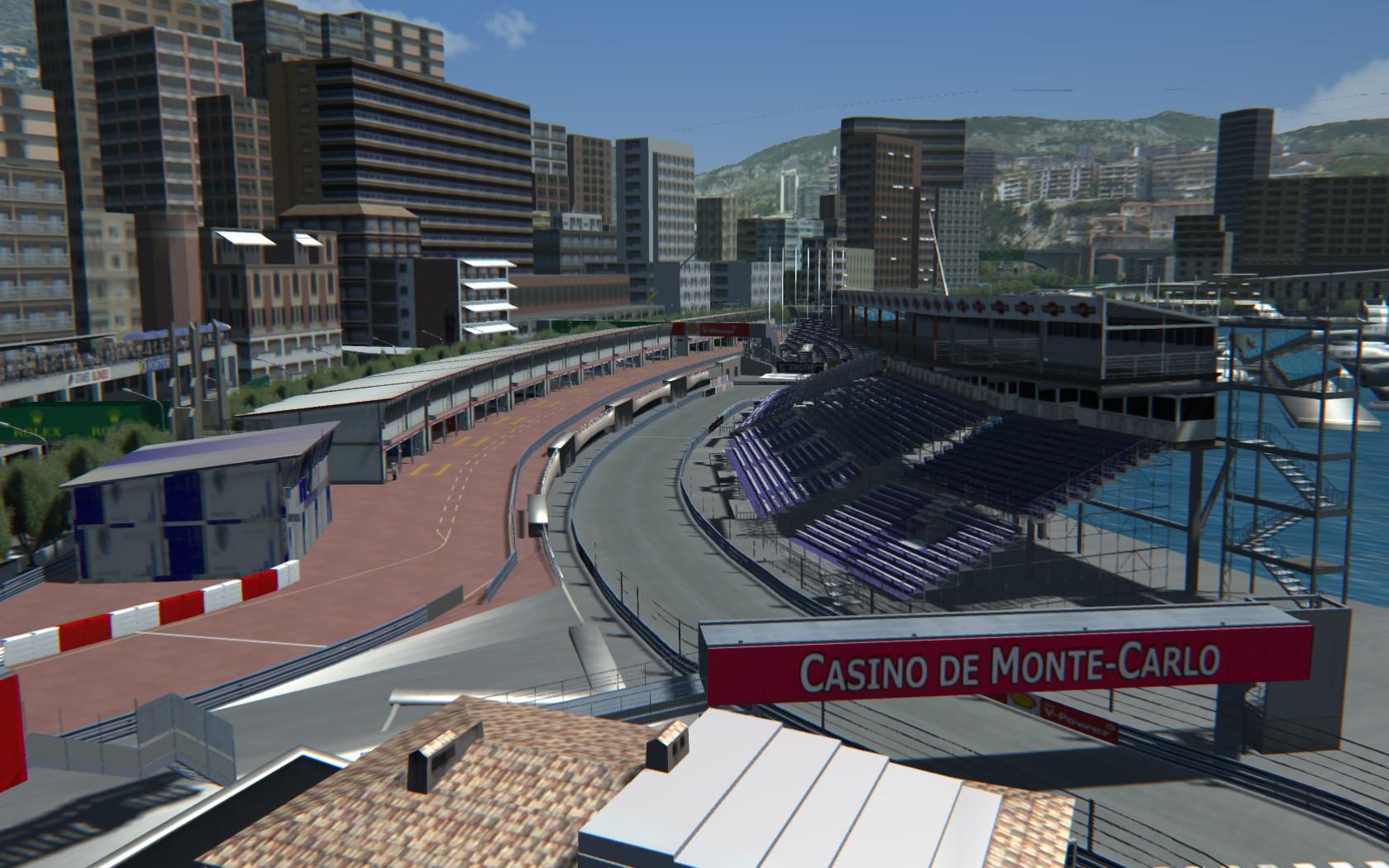 Assetto Corsa Monaco
