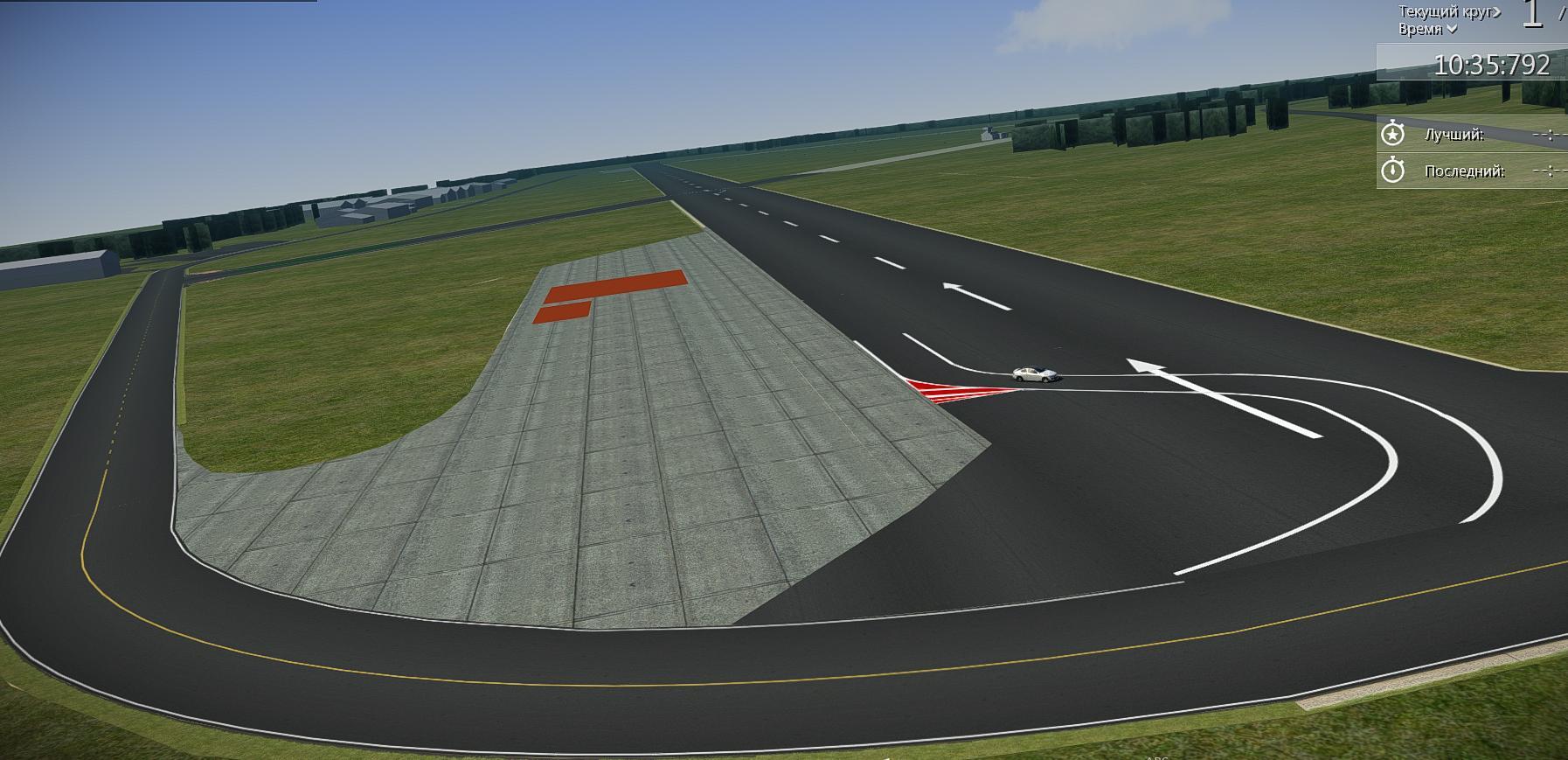 Top Gear Test Track - Assetto Corsa Mods