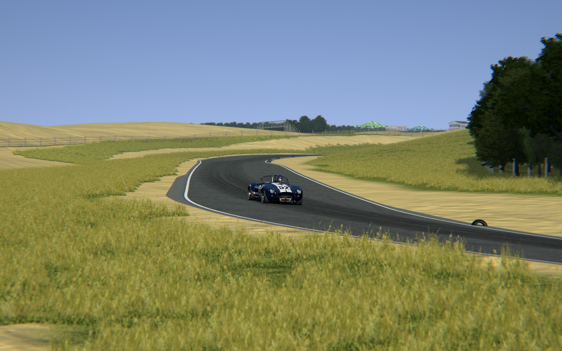 Assetto Corsa Bridgehampton
