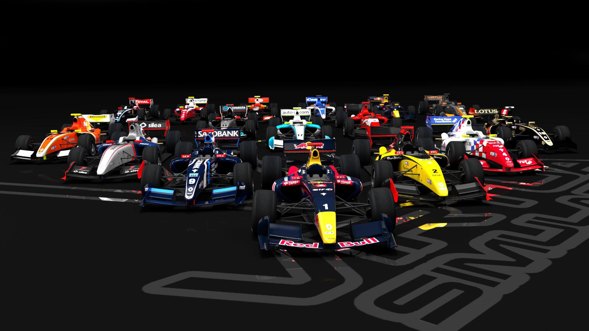 Assetto Corsa Formula Renault 3.5