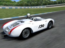 Assetto Corsa Porsche 550 Spyder