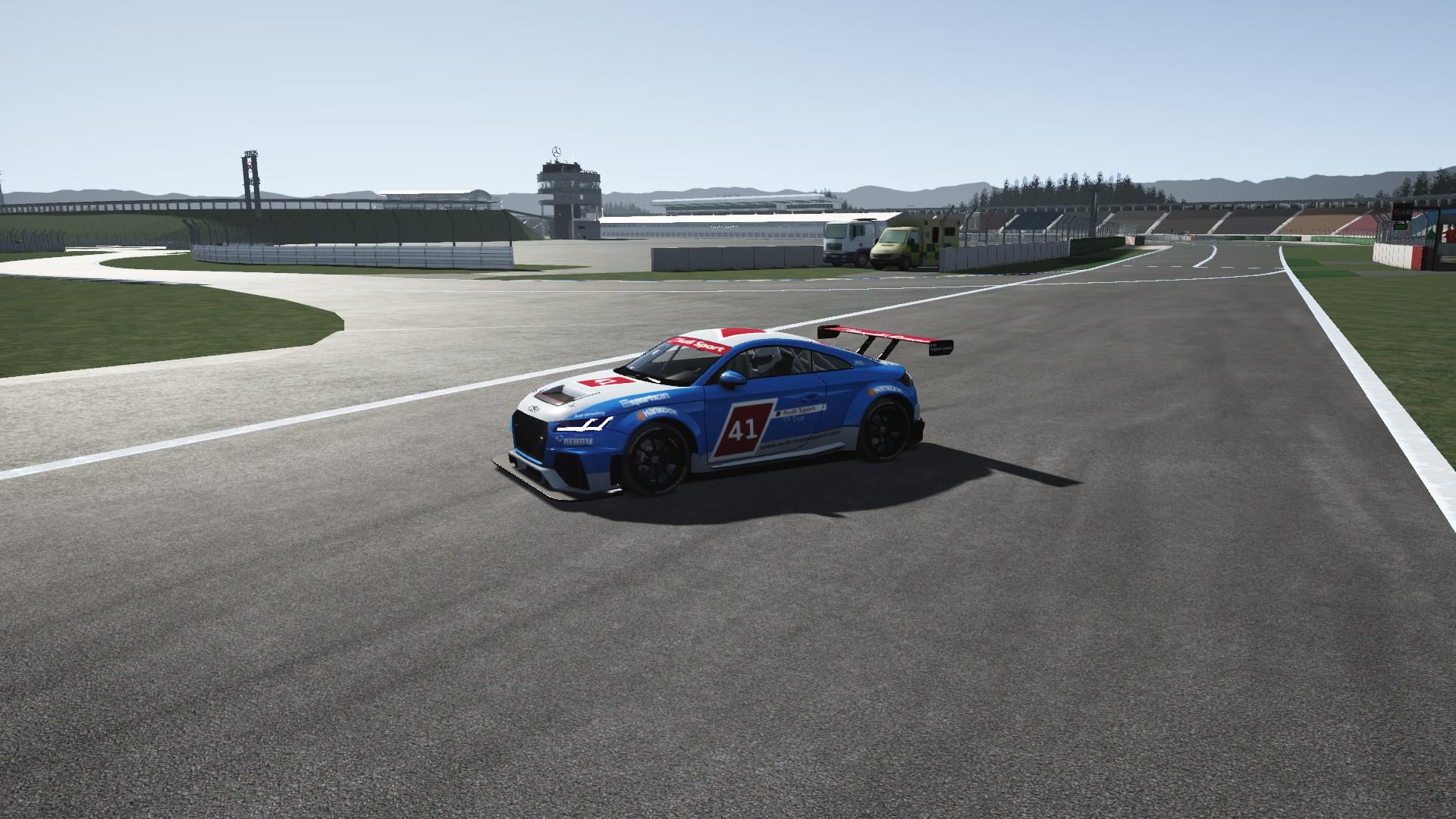 Assetto Corsa Audi TT Cup