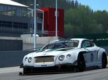 Assetto Corsa Bentley continental gt3