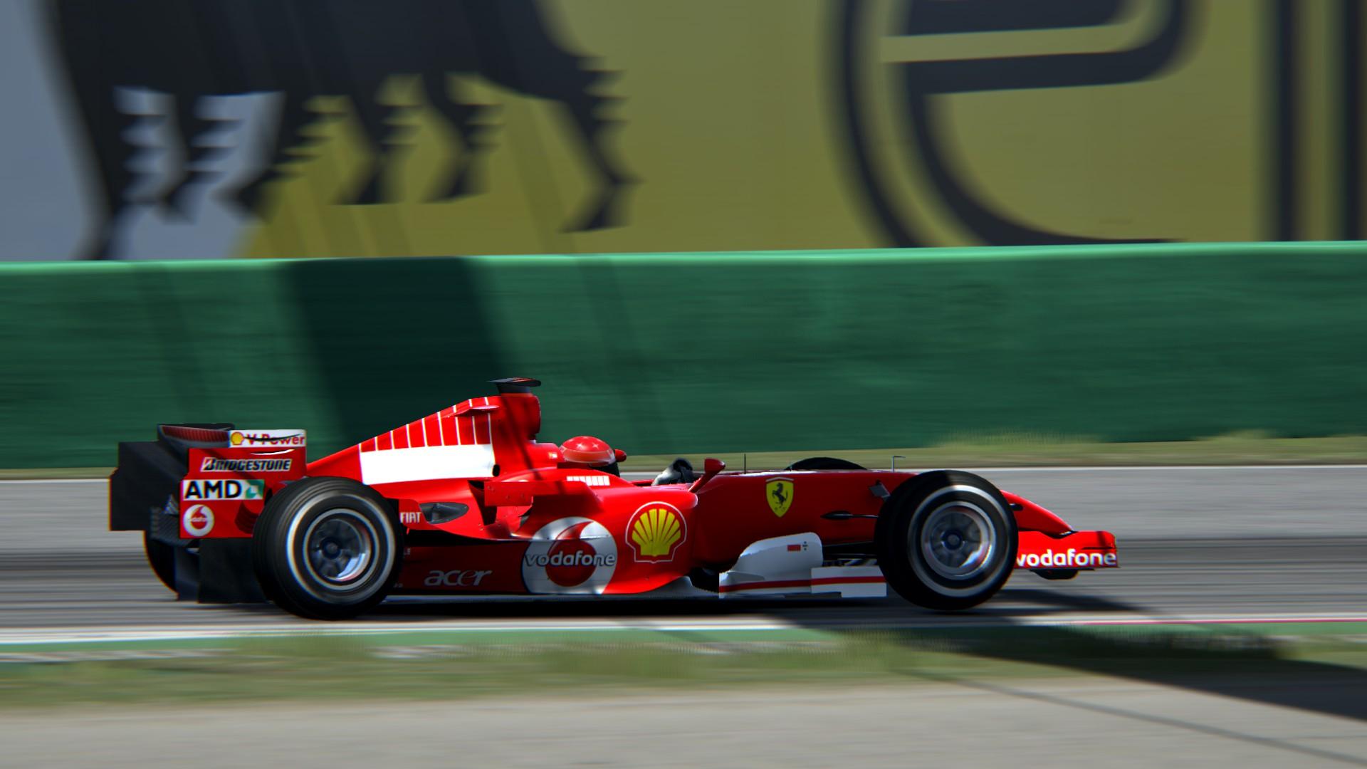 Assetto Corsa F1sr Ferrari f248