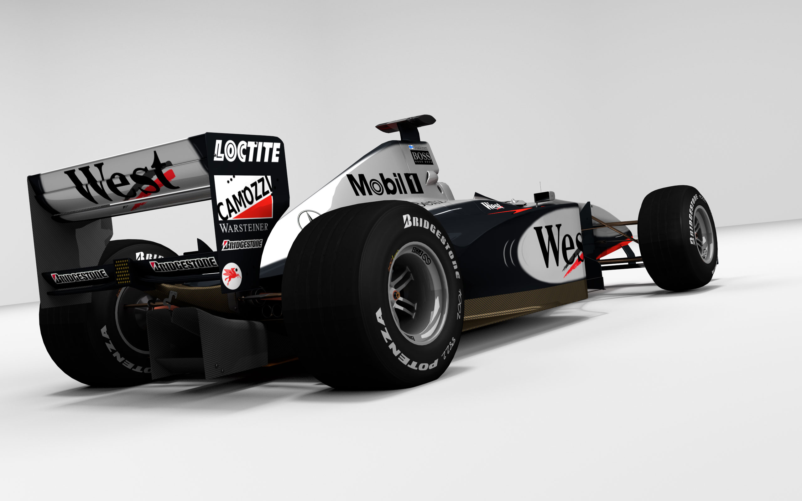 Assetto Corsa McLaren MP4-13 1998