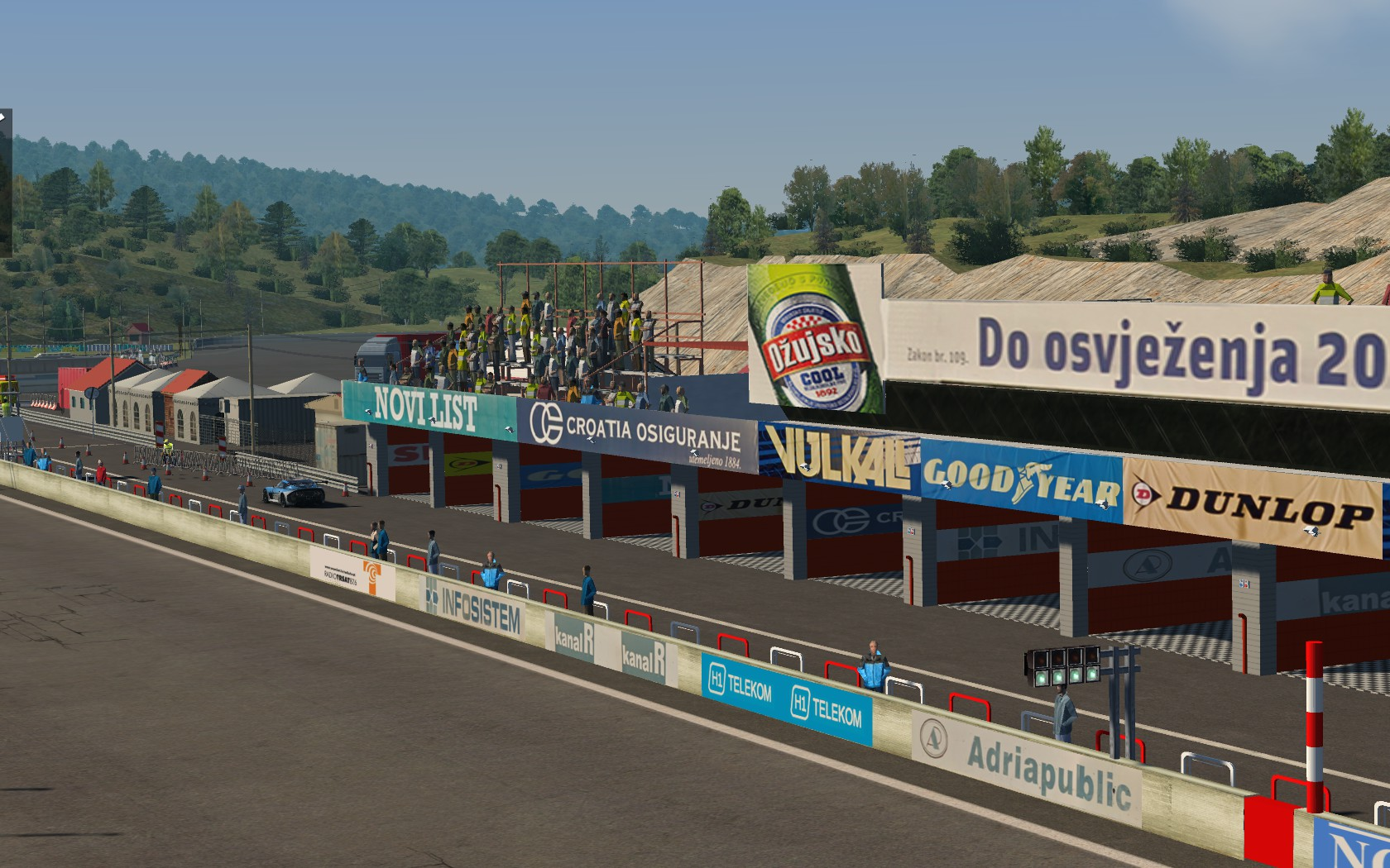 Assetto Corsa Automotodrom Grobnik