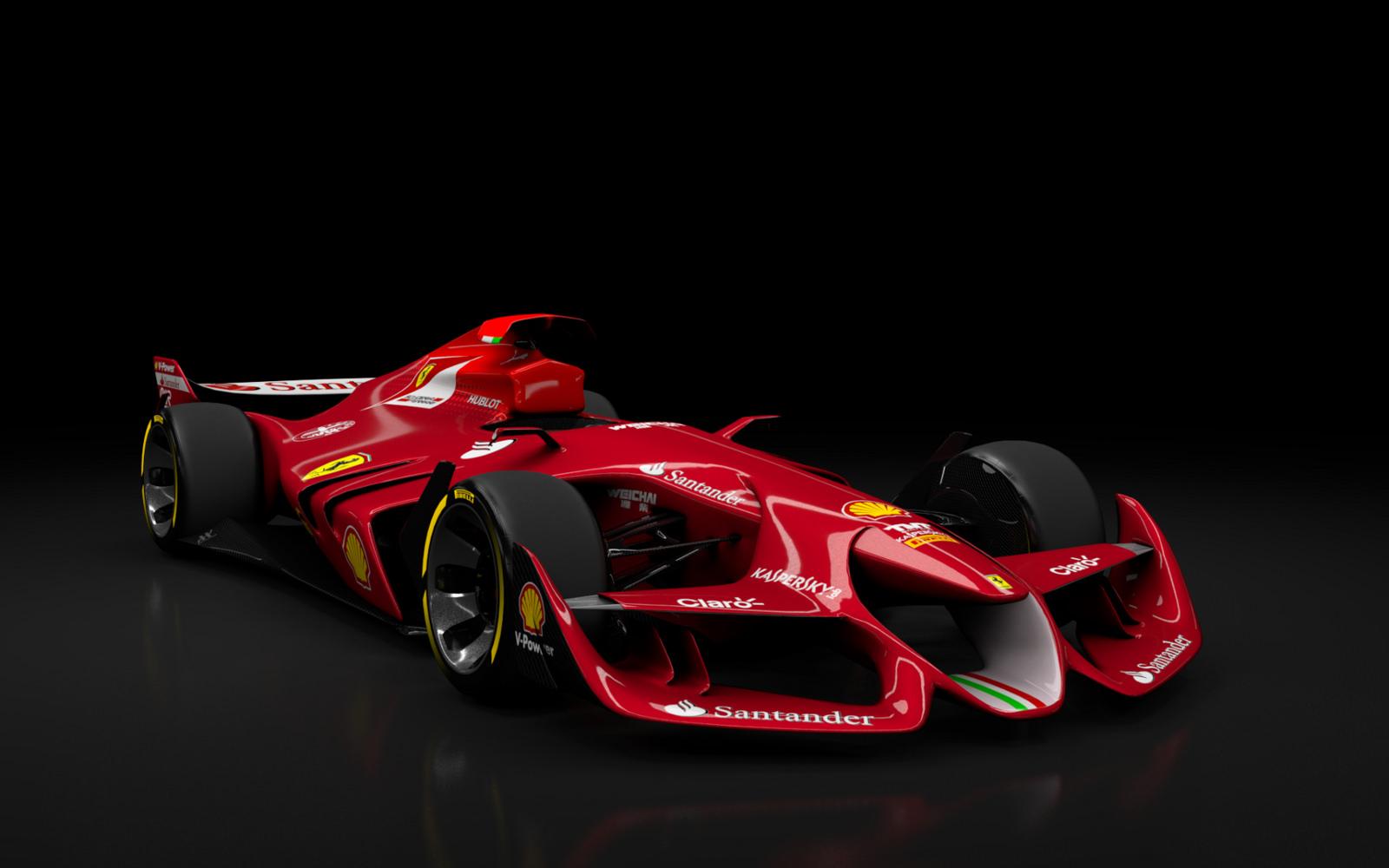 Assetto Corsa Ferrari F1 Concept