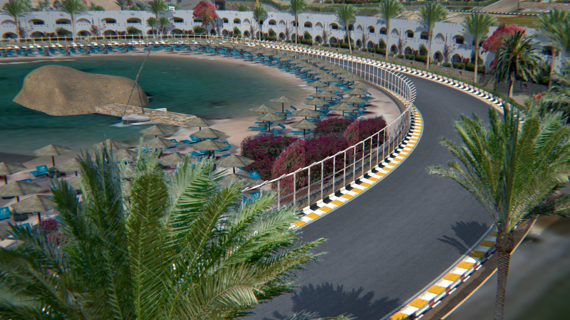 Assetto Corsa Domina Coral Bay