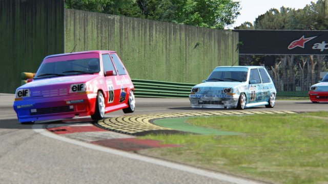 Assetto Corsa RENAULT 5 GT TURBO CUP