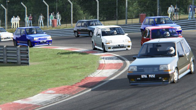 Assetto Corsa Renault 5 gt turbo