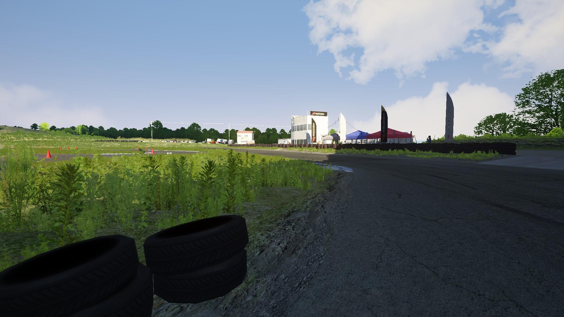 Assetto Corsa Southern Circuit Miyagi