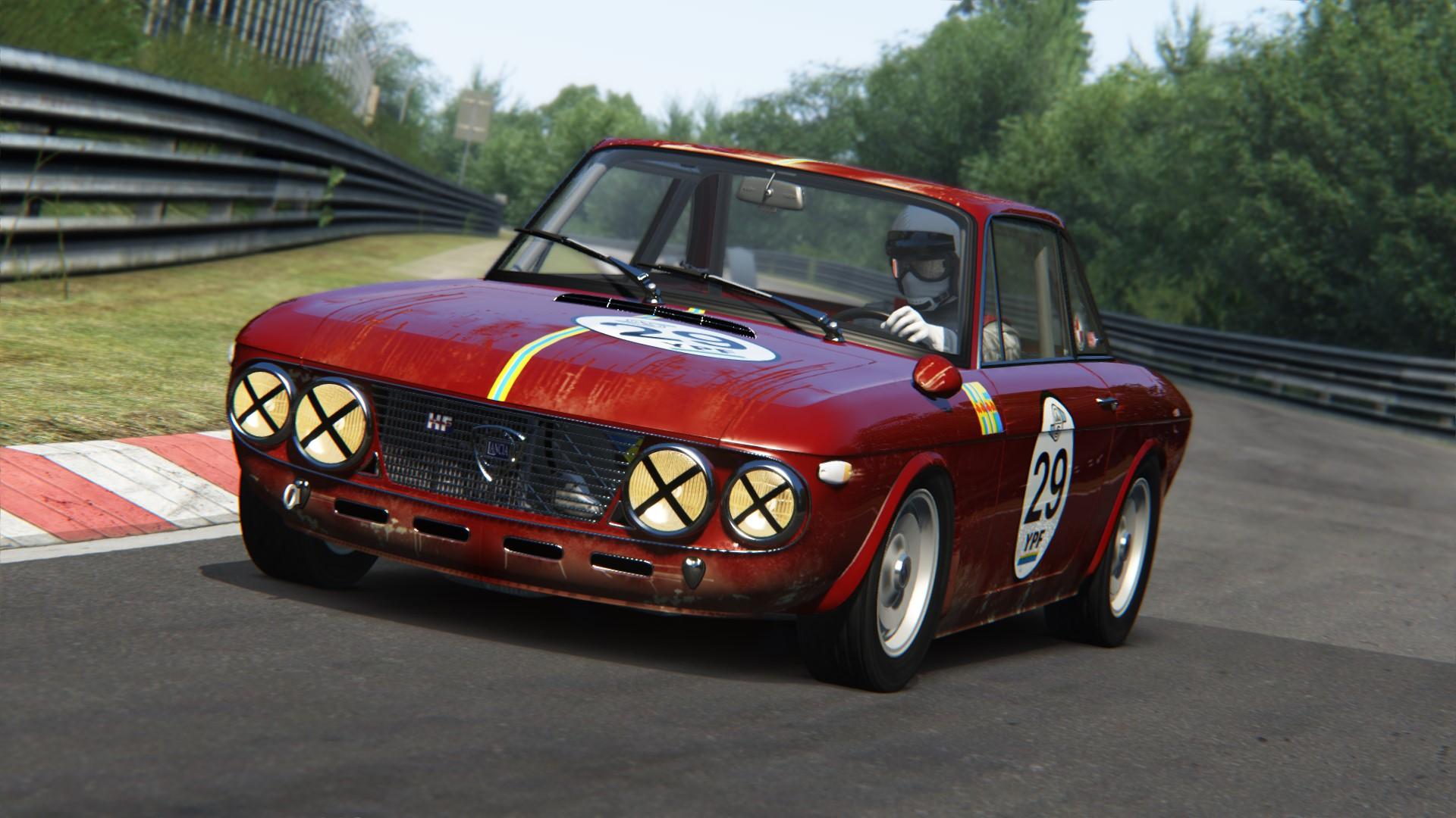 Lancia Fulvia 1 6 Hf Assetto Corsa Mods