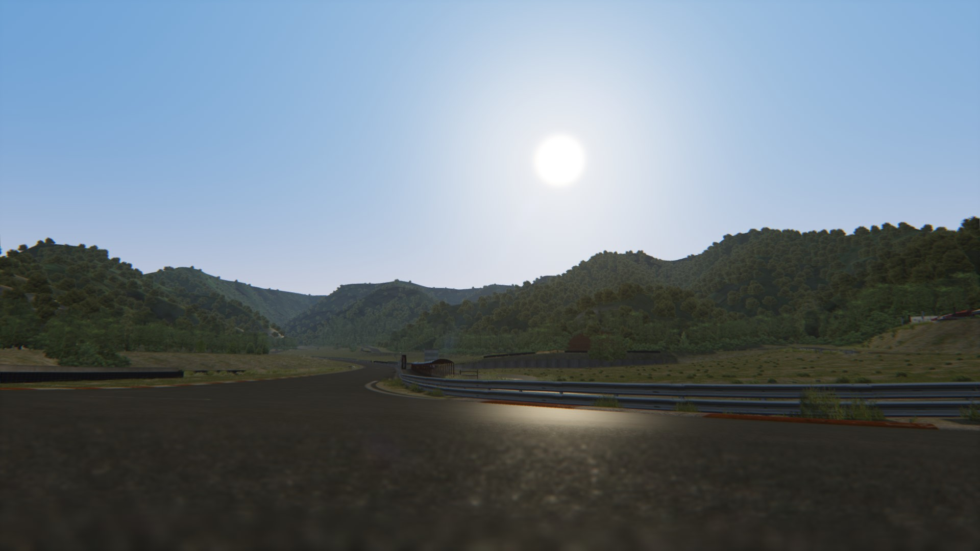 Assetto Corsa Maze Circuit