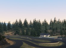 Assetto Corsa YZ West Drift Circuit