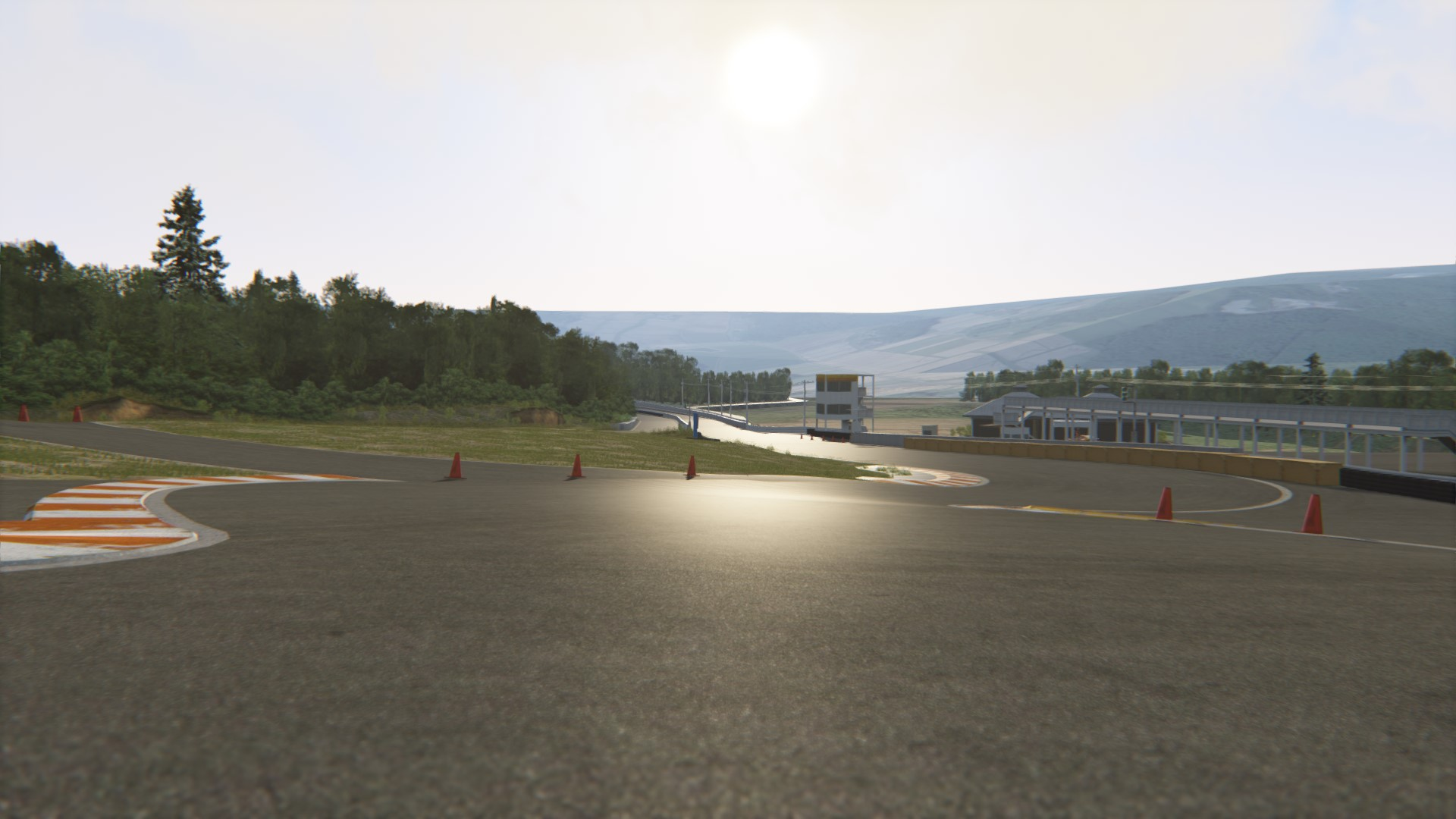 Assetto Corsa Hero Shinoi Circuit