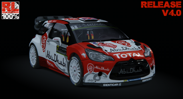 Assetto Corsa Citroen DS3 WRC