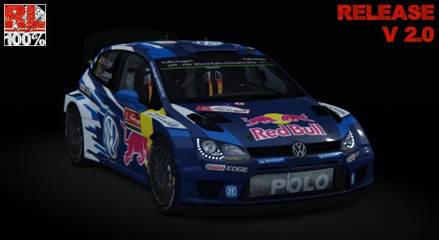 Assetto Corsa VW Polo R WRC