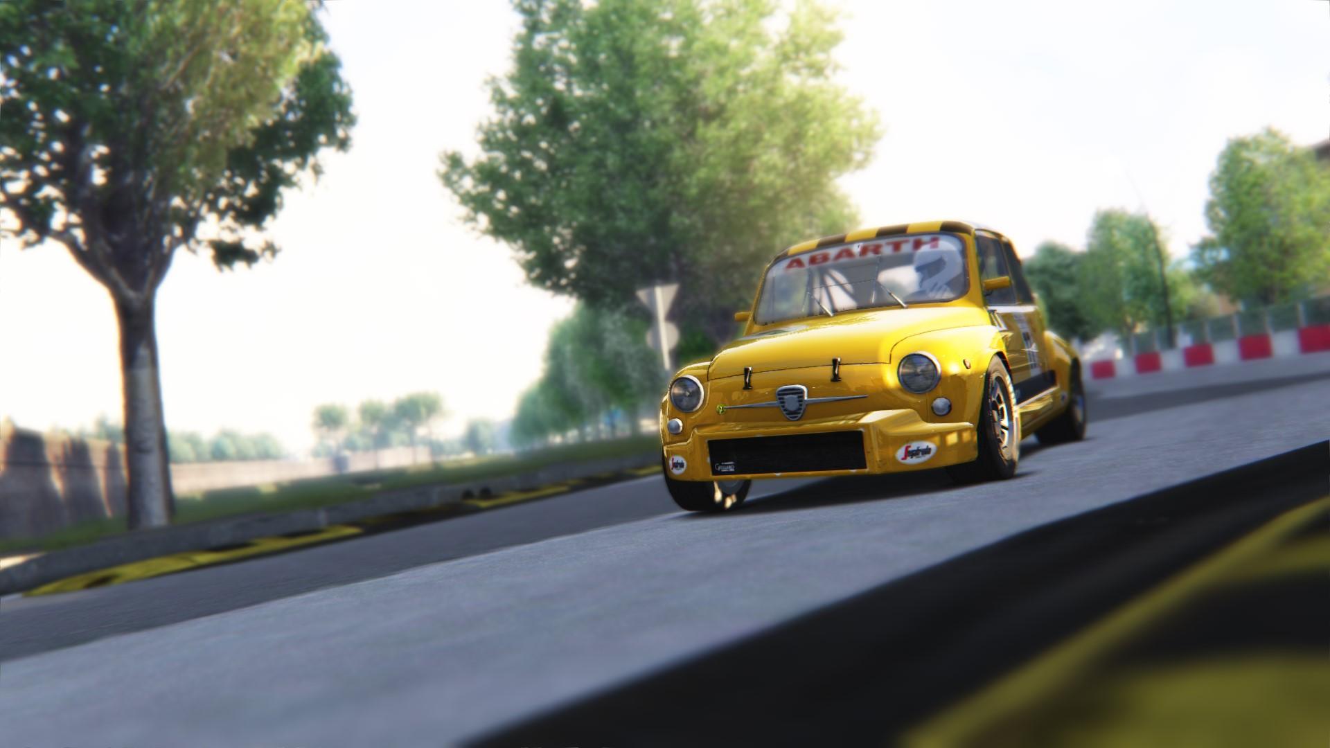 Assetto Corsa Abarth 1000TC