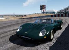 Assetto Corsa Jaguar XJ13