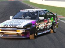 Assetto Corsa AE86 RB26 DRIFT
