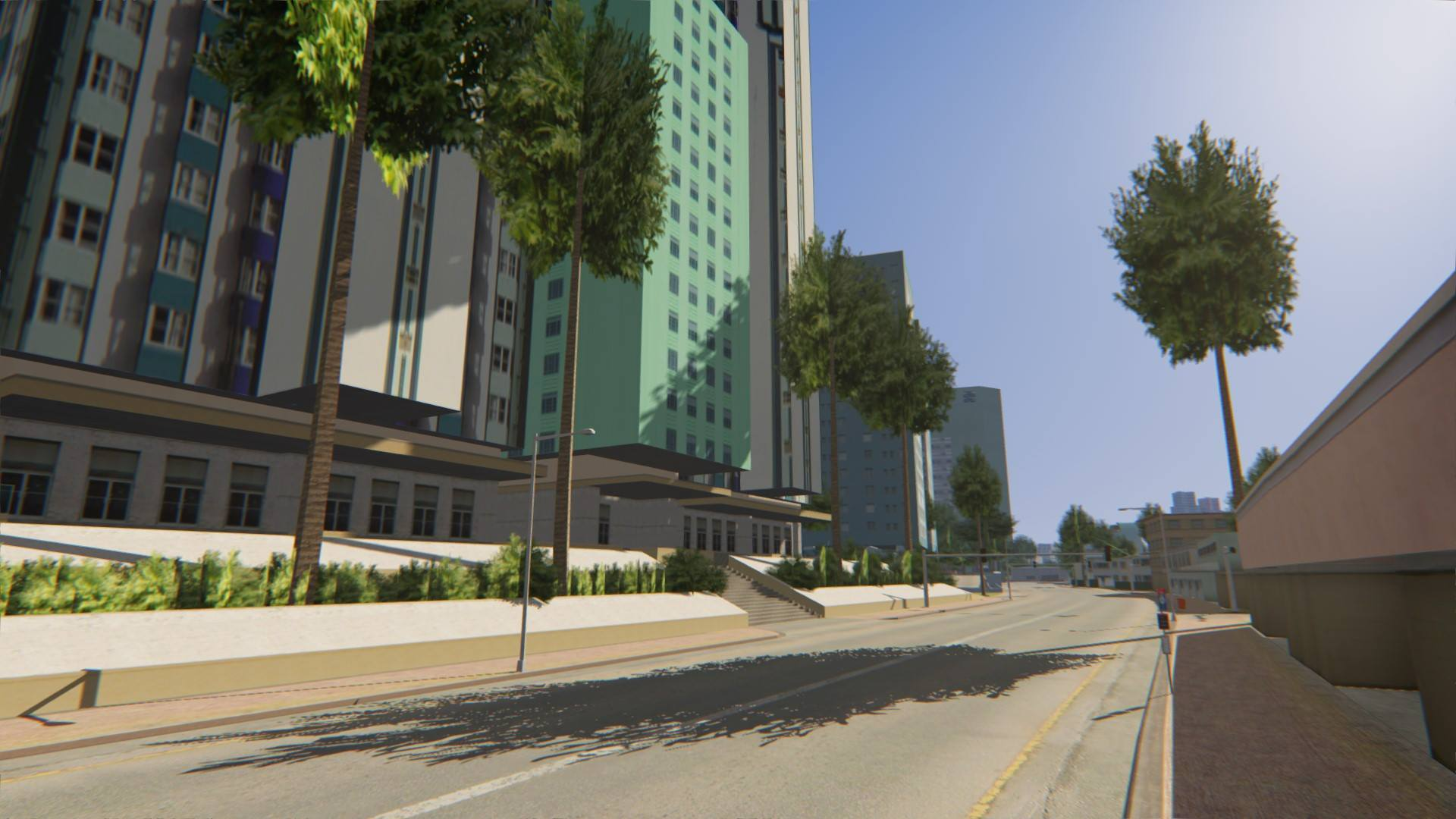 Grand Theft Auto: Vice City - Assetto Corsa Mods