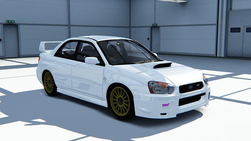 Assetto Corsa 2004 Subaru WRX