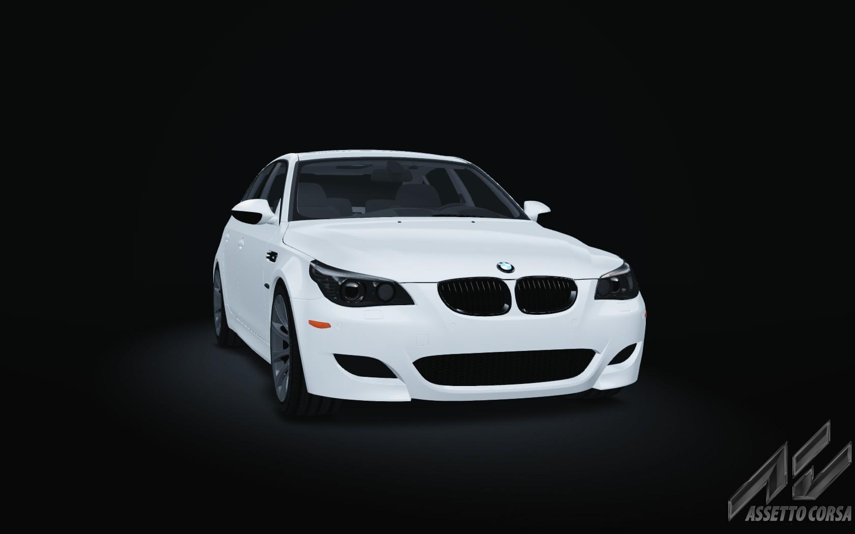 Assetto Corsa BMW M5 E60