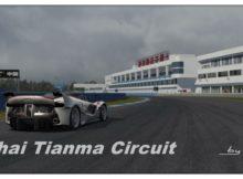 Assetto Corsa Shanghai Tianma Circuit