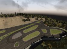 Assetto Corsa Tokushima Kirtland Drift Circuit