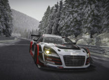 Assetto Corsa Winter Nords mod