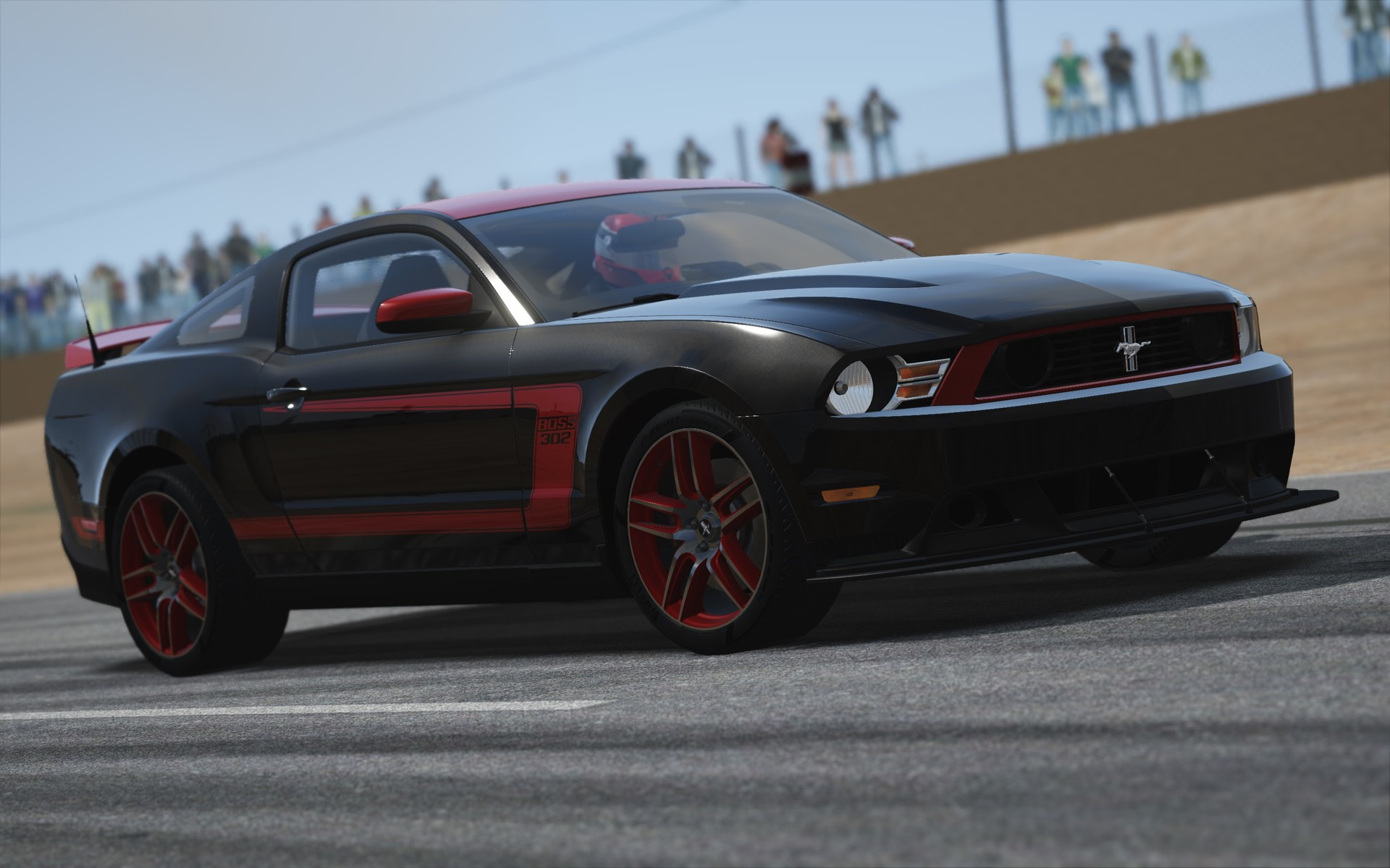 ford mustang boss 302 laguna seca ford mustang boss 302. Black Bedroom Furniture Sets. Home Design Ideas