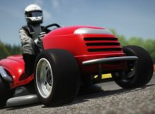 Assetto Corsa Honda Racing Lawn Mower