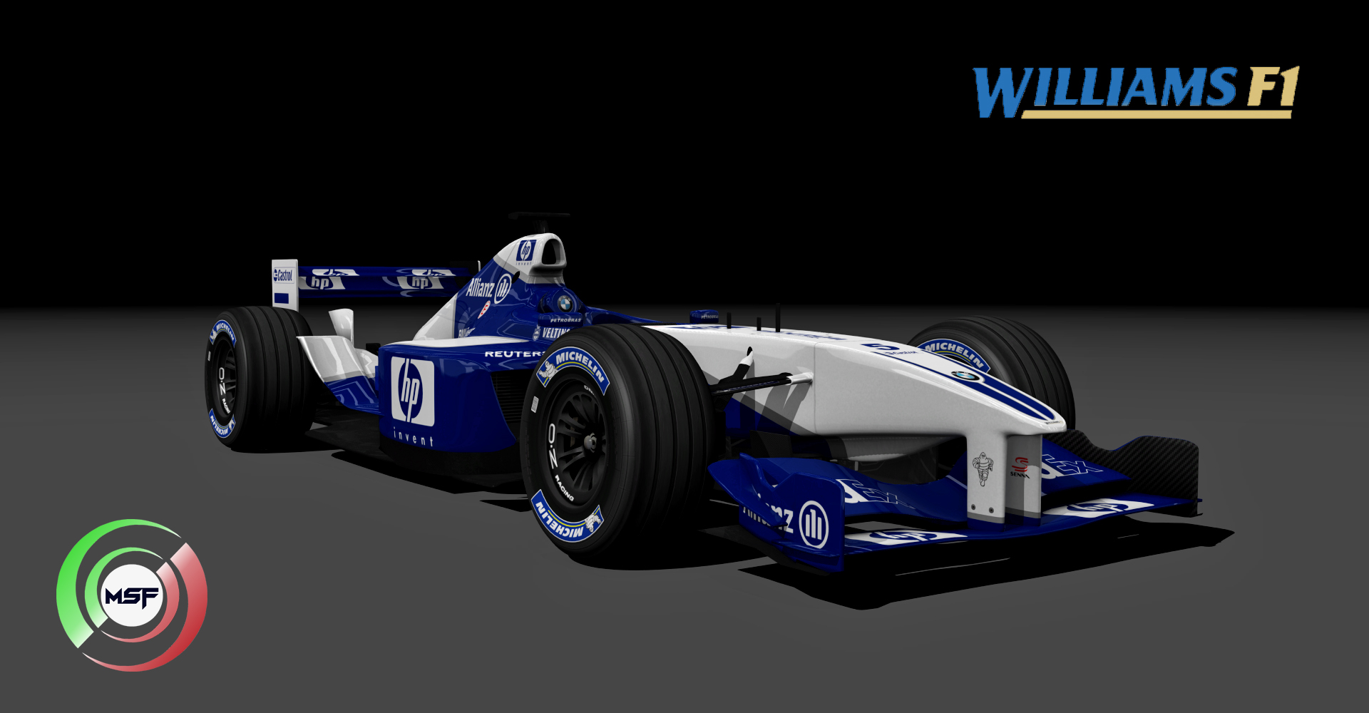 Assetto Corsa Williams FW24