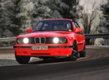 Assetto Corsa BMW e30 Touring