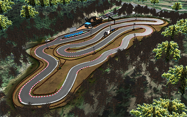 Assetto Corsa Euskadi Karting